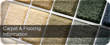 Carpet & Flooring Information Page