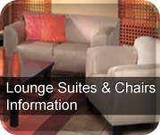 Lounge Suites, Recliners & Chairs Information Page