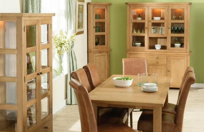 MORRIS GRANGE (RUSTIC OAK)... PLEASE CALL US NOW FOR DETAILS & PRICES